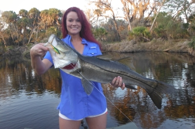Florida River Fishing
