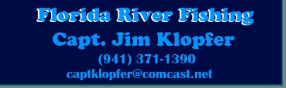 Florida River Fishing Charters